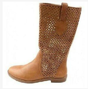 Zoe + Luca / Naples Calf high boots 7.5